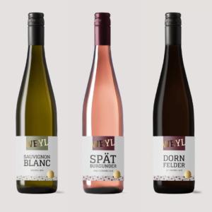 Weingut Weyl - Kunst & Wein Box.